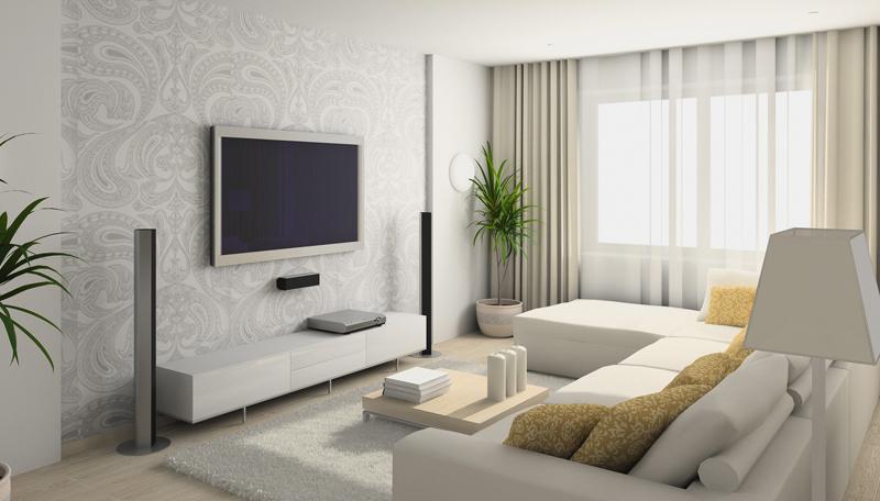 Kết quả hình ảnh cho rèm vải căn hộ chung cư